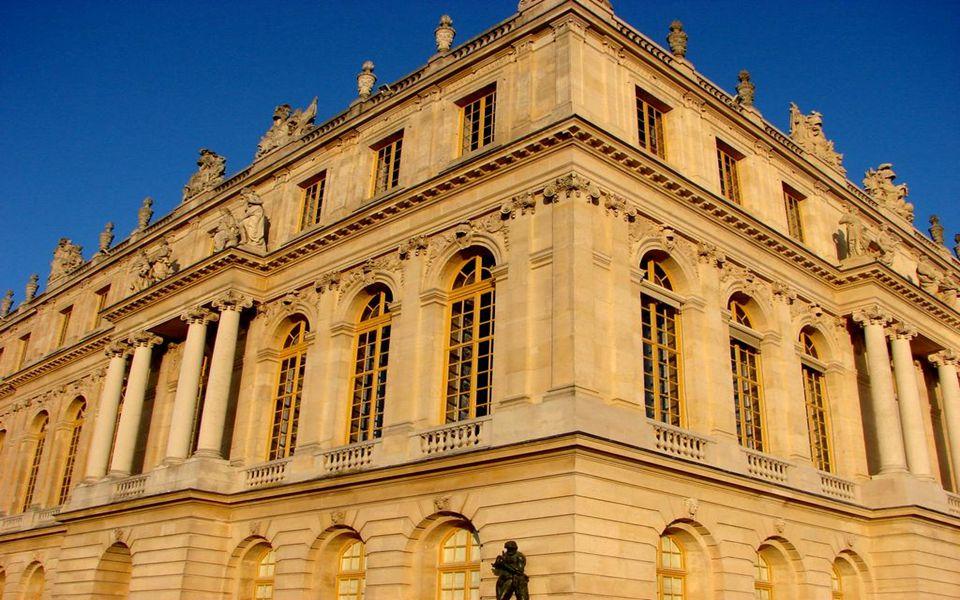 Chapelle royale Château de Versailles Το Παλάτι των Βερσαλλιών