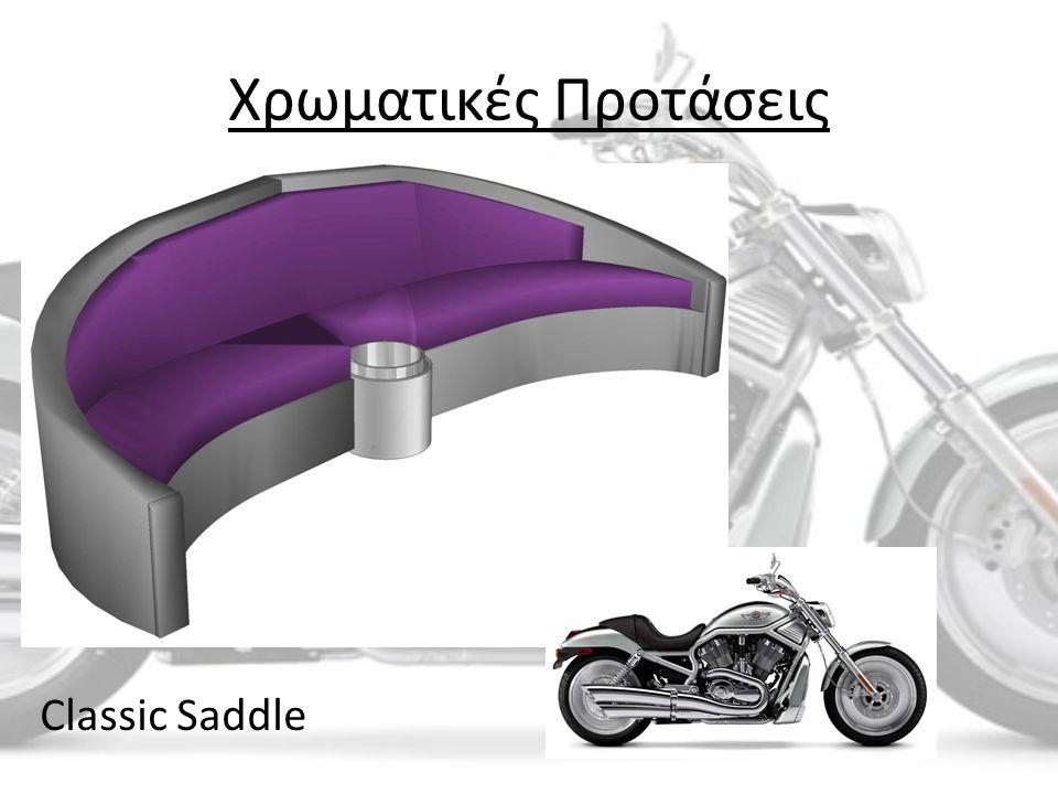Χρωματικές Προτάσεις Classic Saddle
