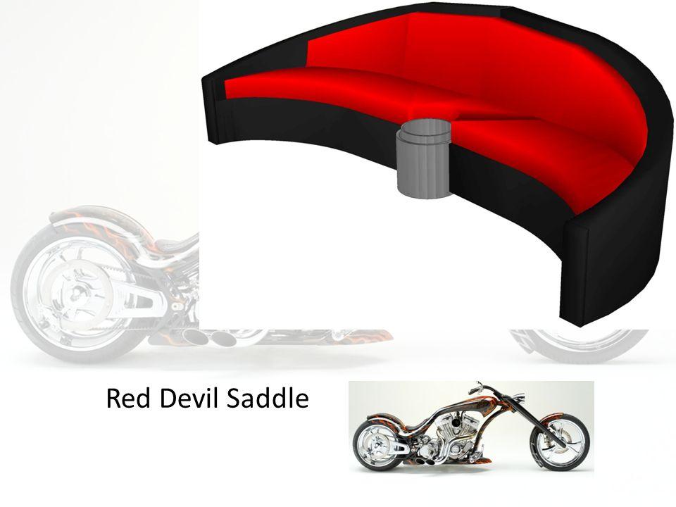 Red Devil Saddle