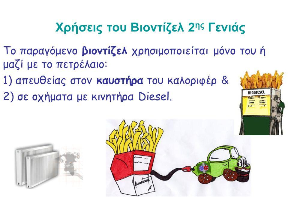 Διαδικασία Παρασκευής Βιοντίζελ 2G (3/3) Θερμάνετε 1 L τηγανελαίου στους 55 o C.
