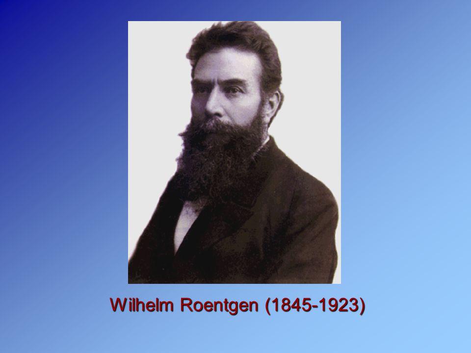 Wilhelm Roentgen (1845-1923)
