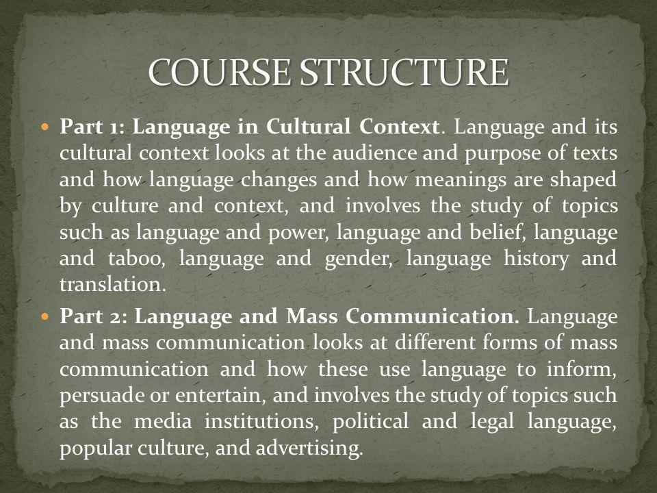Part 3: Literature – Texts and Contexts (HL 3 texts, SL 2 texts).