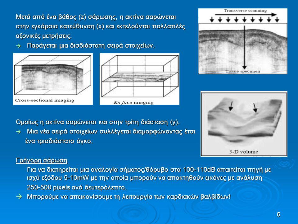 16 a) Υπολογιστική τομογραφία  Μέθοδος πυρηνικής ιατρικής.