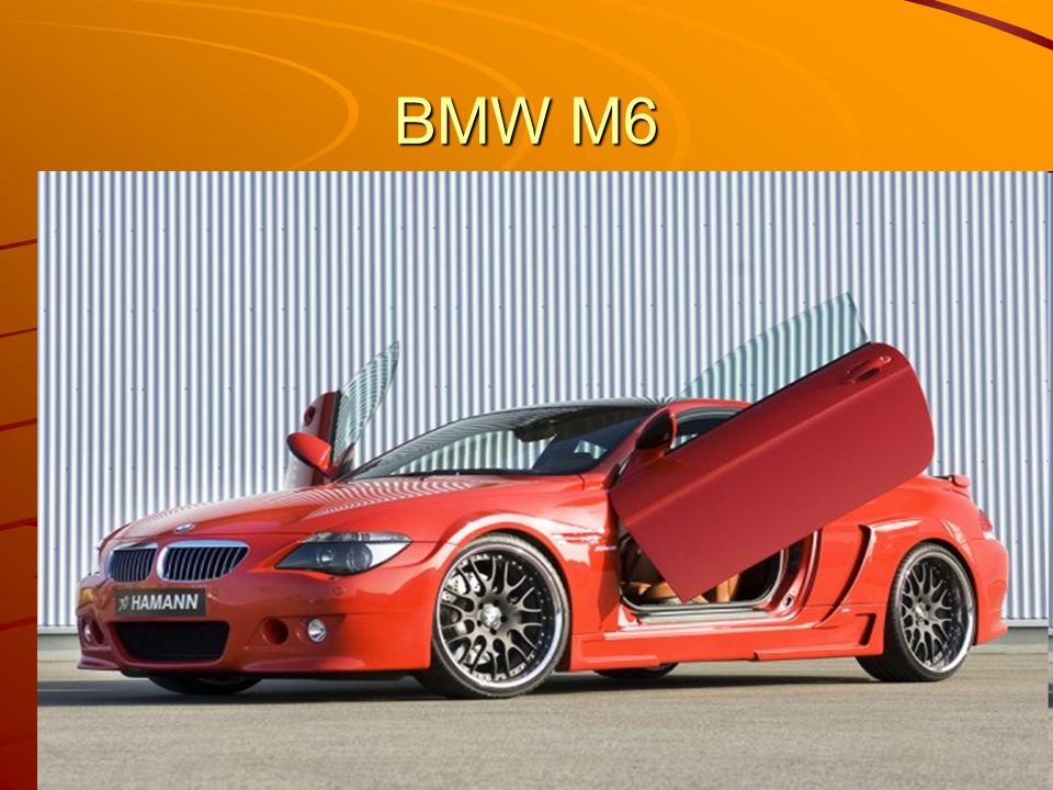 ΒΜW M6