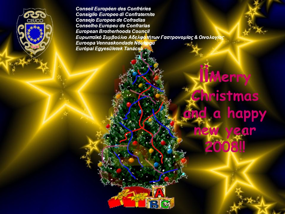 ¡¡ Merry Christmas and a happy new year 2008!.