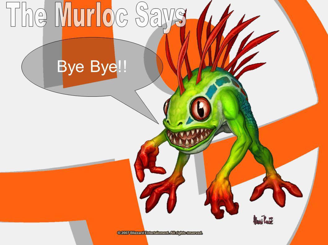 Bye Bye!!