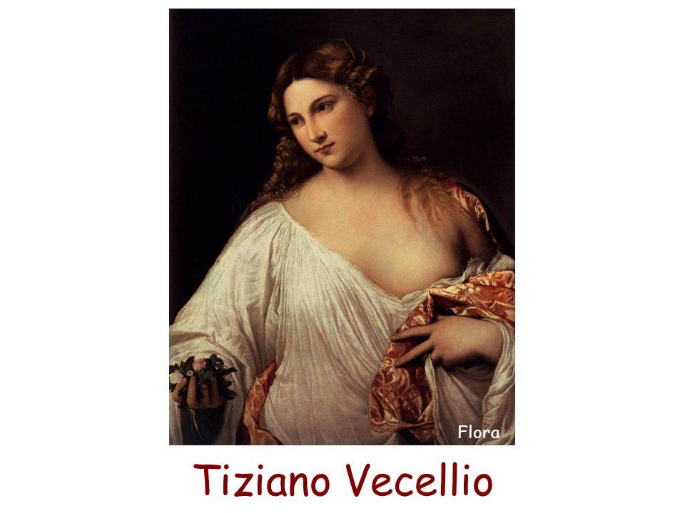 Tiziano Vecellio Flora