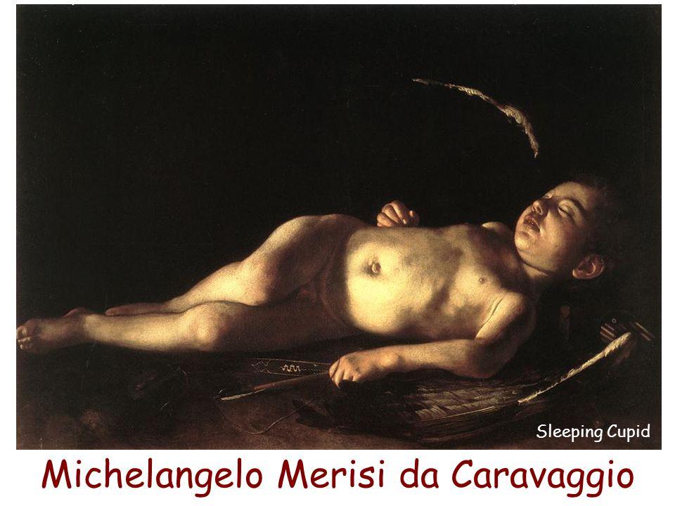 Michelangelo Merisi da Caravaggio The Incredulity of Saint Thomas