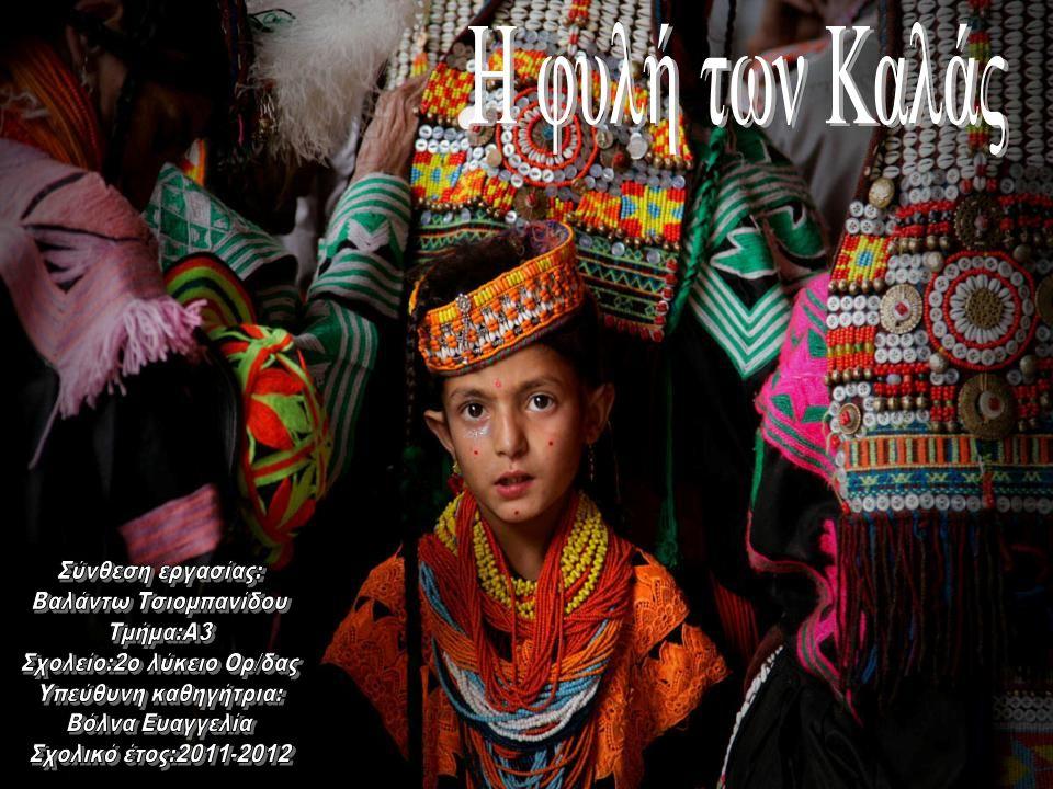 Οι Καλάς είναι φυλή του ορεινού Πακιστάν και μέρους του Αφγανιστάν, η οποία ομιλεί την γλώσσα των Καλάς.