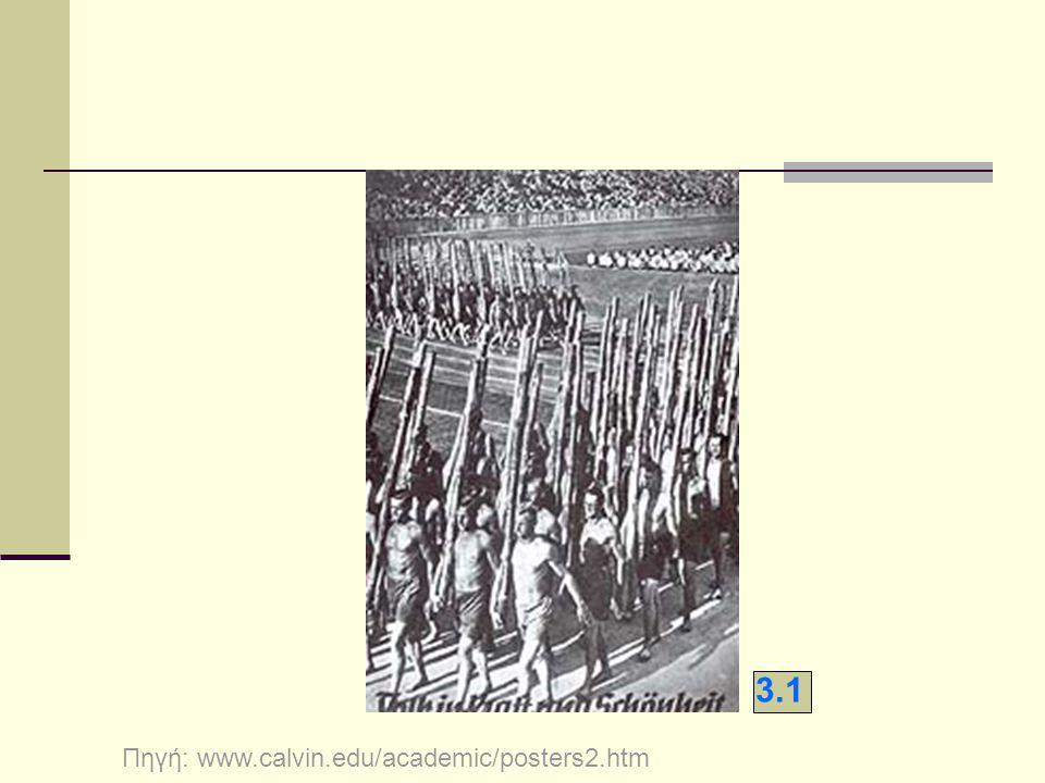 Πηγή: www.calvin.edu/academic/posters2.htm 3.1
