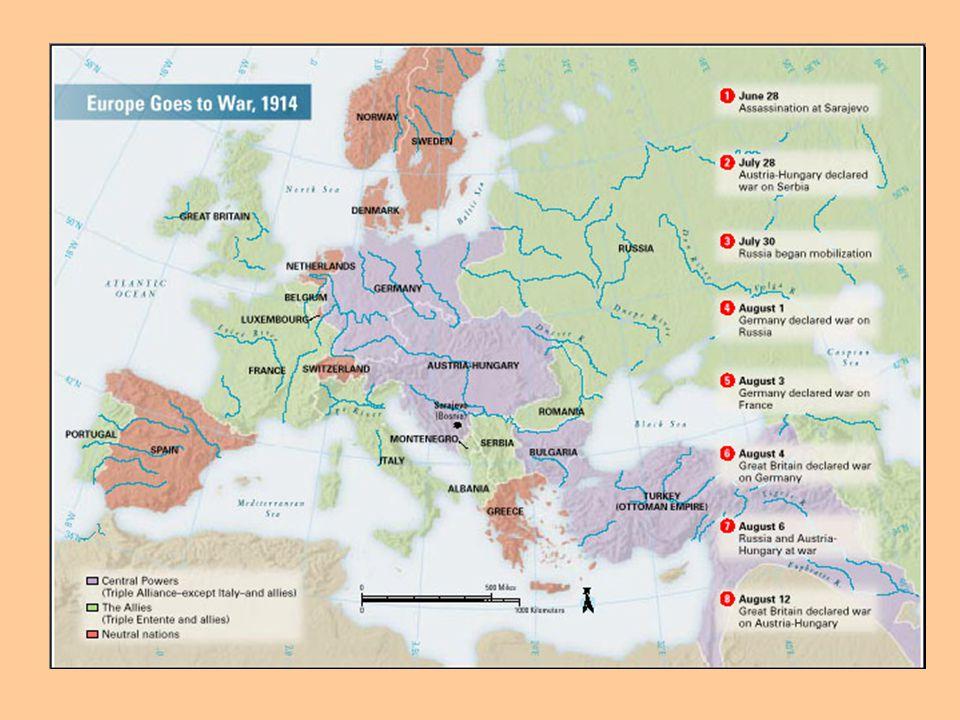 Το γεγονός αυτό έδωσε την αφορμή στην Αυστροουγγαρία να ταπεινώσει τη Σερβία και να αυξήσει τη δική της επιρροή στα Βαλκάνια. Έστειλε λοιπόν στη Σερβί