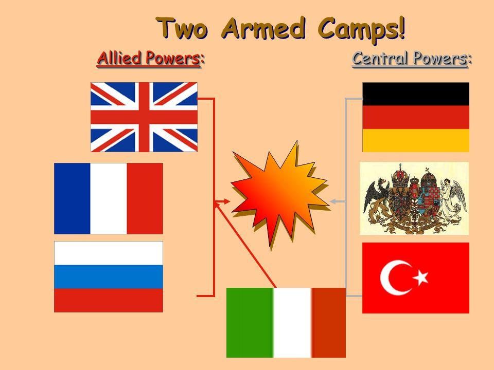 Η ΕΛΛΑΔΑ ΣΤΟΝ ΠΟΛΕΜΟ Η Ελλάδα μπορούσε να διαλέξει ανάμεσα στις Κεντρικές Δυνάμεις και στους Δυτικούς Συμμάχους.