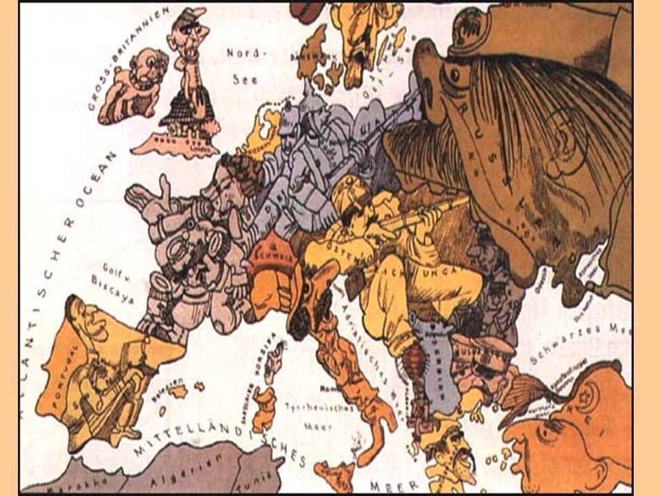 Αίτια και Αφορμές Τα αίτια πρέπει να αναζητηθούν στις οικονομικές συνθήκες της εποχής και στις επεκτατικές βλέψεις των διαφόρων κρατών, που είχαν ως α