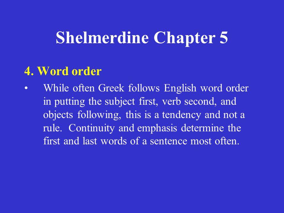 Shelmerdine Chapter 5 4.