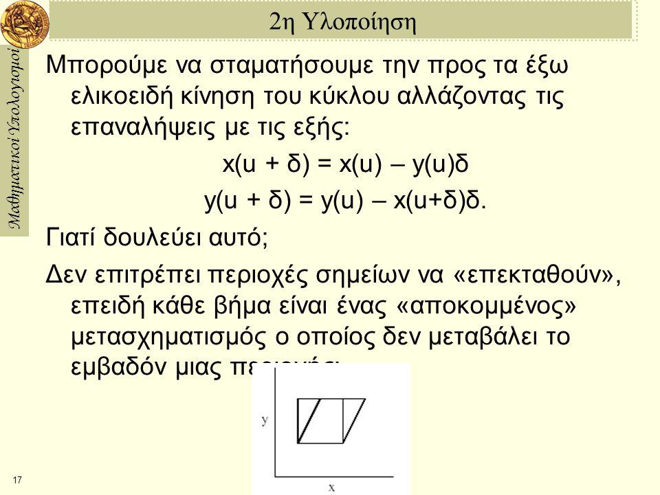 Μαθηματικοί Υπολογισμοί 18 Το Αποτέλεσμα για r = 12 – Νέα Έκδοση