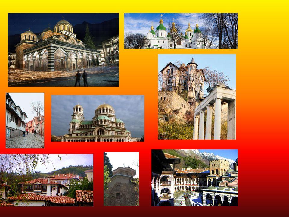  Αγία Σοφία, Βάρνα, Περπερικών, Βενέτα Νικόλοβα και άλλα 100 αξιοθέατα.