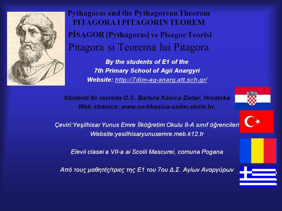 Pythagoras was born in Samos, in 570 B.C.Pitagora je rođen u Samosu, 570.godine pr.