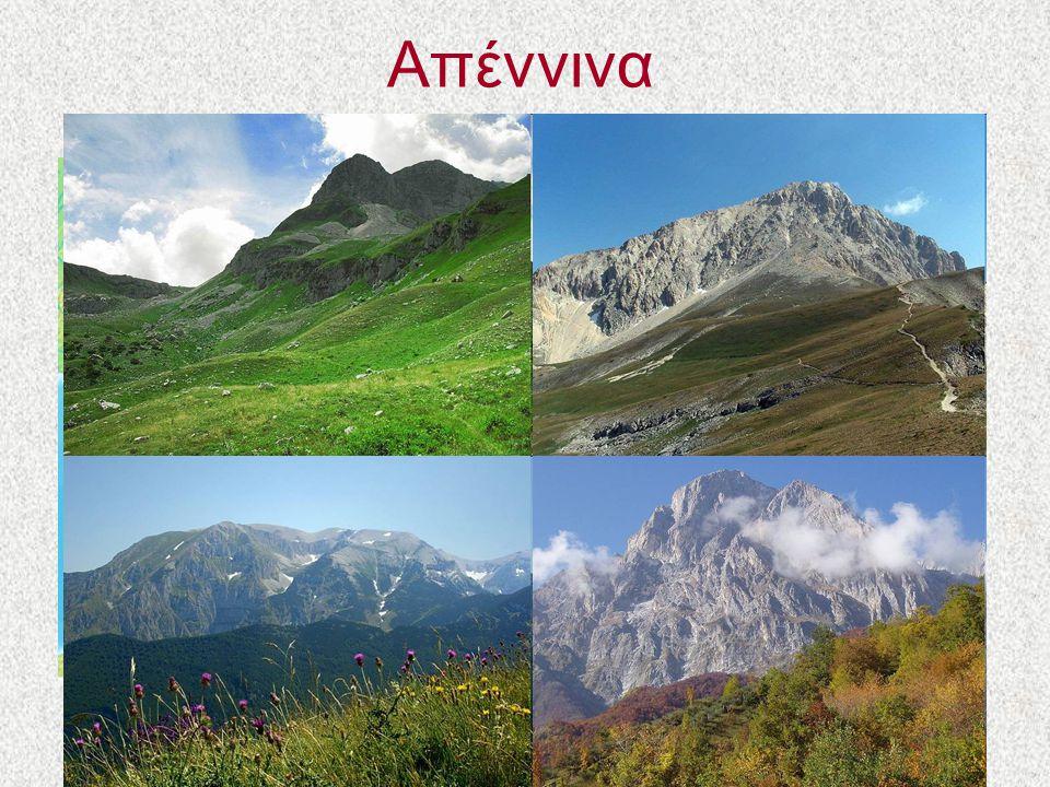 Τα Απέννινα είναι η οροσειρά-ραχοκοκαλιά της Ιταλικής Χερσονήσου.