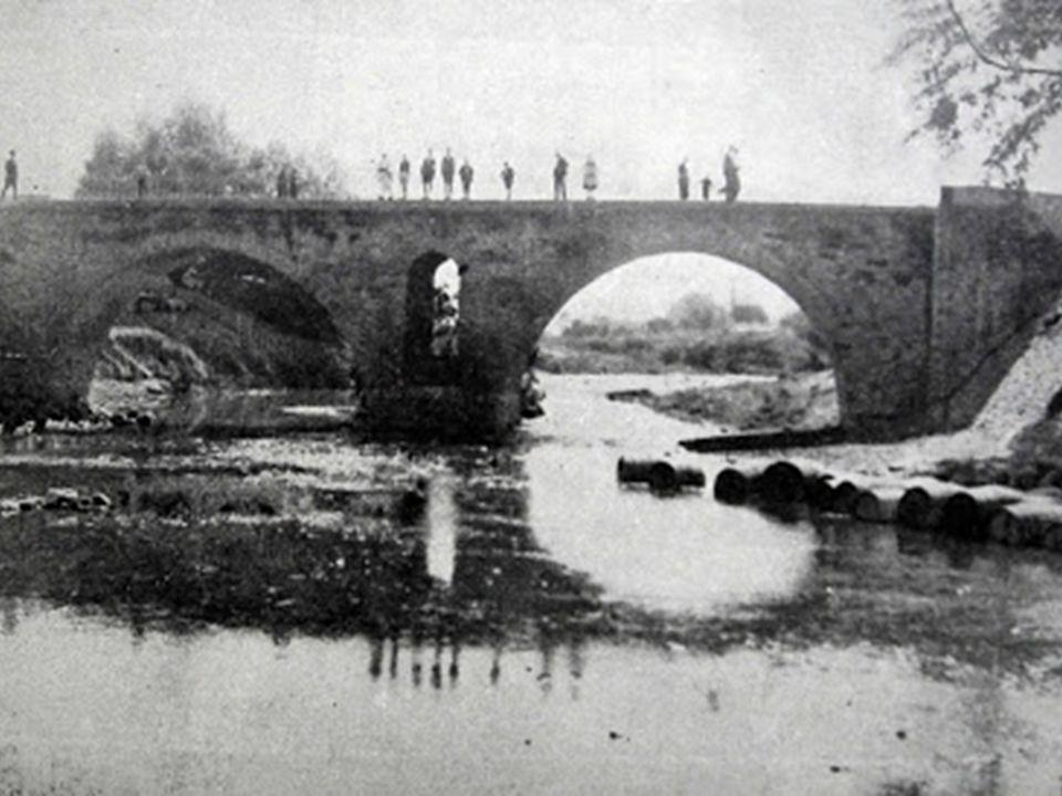 Γεφύρι Μαρούγγινας - Κιτριλάκη Η γέφυρα της Μαρούγγινας ήταν το σημείο που έσμιγε η κοσμική ζωή με την εμπορική δραστηριότητα της πόλης.
