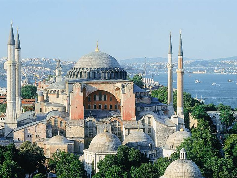 Title: Exterior, Hagia Sophia, Istanbul Artist: n/a Date: n/a Source/ Museum: n/a Medium: n/a Size: n/a