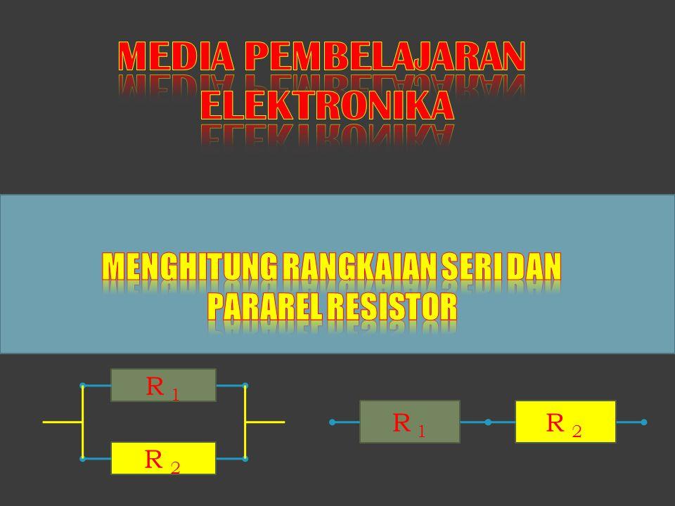 R 1 R 2 R TS R TS = R 1 + R 2 +.......R n