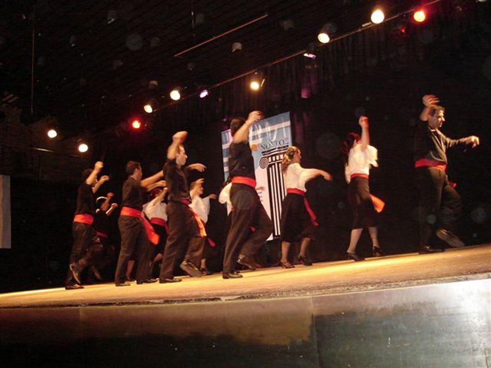 Περισσότεροι Ελληνικοί Χοροί – Màs Danzas Griegas