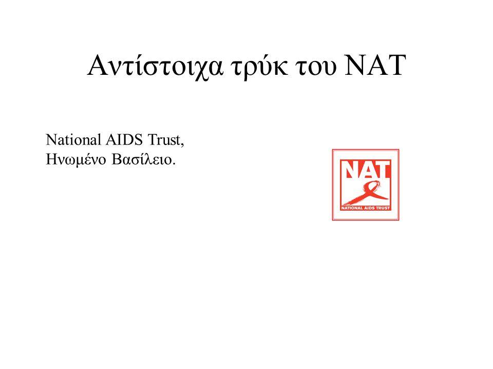 Προφυλαχθείτε από το AIDS Ισπανικό Υπουργείο Υγείας