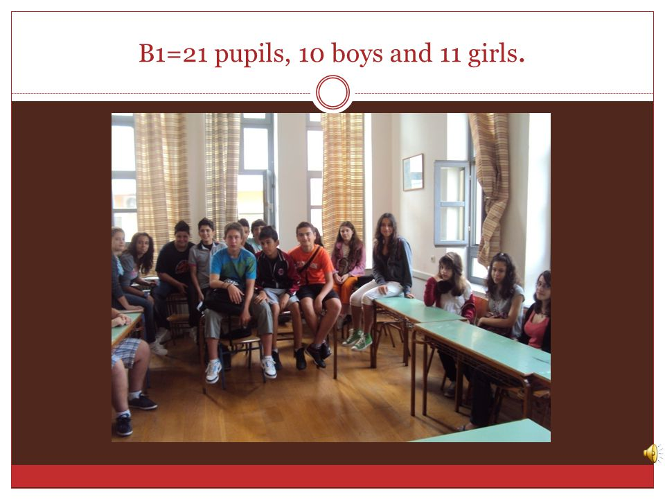 A2=18 pupils, 6 boys and 12 girls.