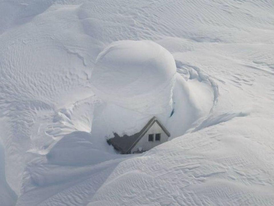 Αλλά πέφτει το χιόνι…