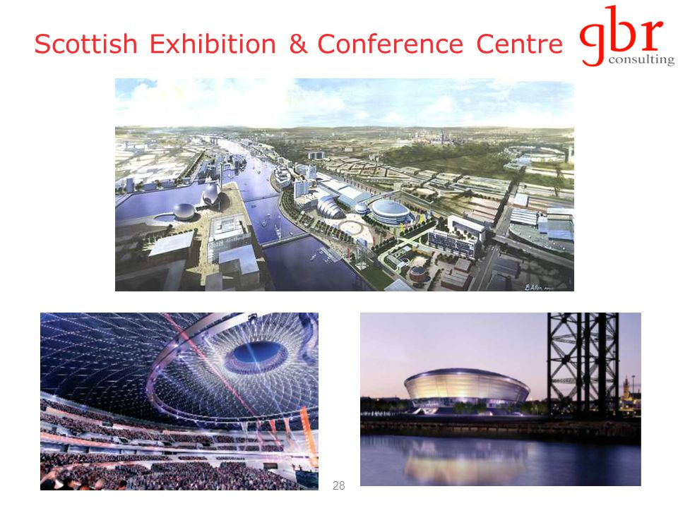 28 Scottish Exhibition & Conference Centre