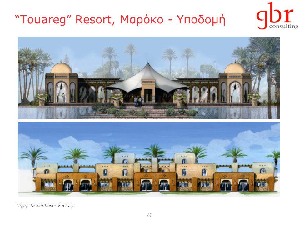 43 Touareg Resort, Μαρόκο - Υποδομή Πηγή: DreamResortFactory