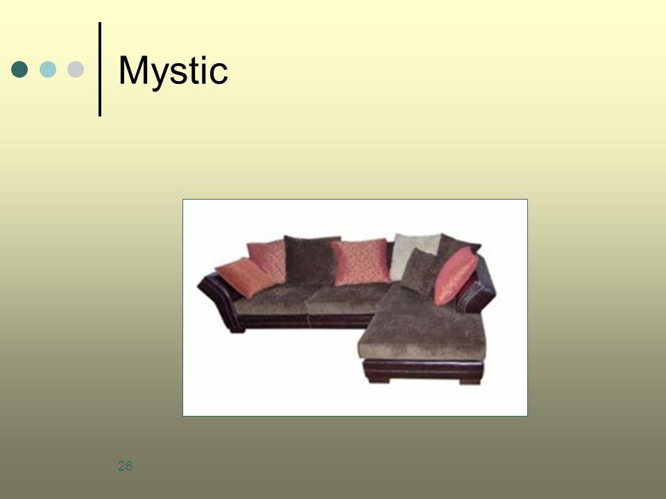 26 Mystic