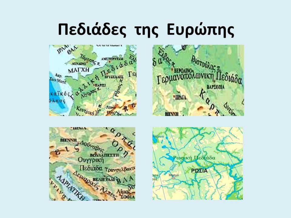 Οι μεγαλύτεροι ποταμοί της Ευρώπης είναι: ο Βόλγας(3.530 χλμ) ο Δούναβης(2.850 χλμ) ο Δνείπερος ο Δον ή Ντον ο Ρήνος ΔούναβηςΒόλγας Κλικ εδώ.