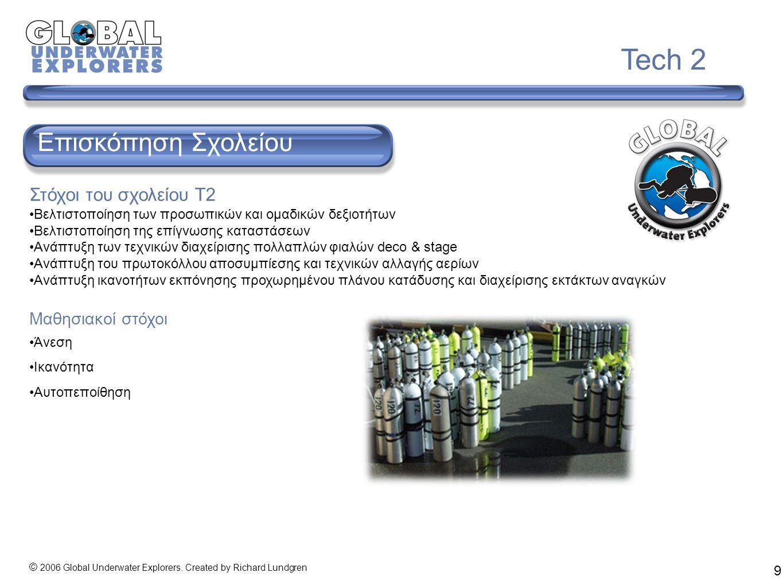 Tech 2 © 2006 Global Underwater Explorers.