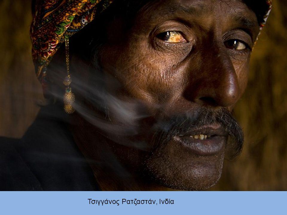 Τσιγγάνος Ρατζαστάν, Ινδία