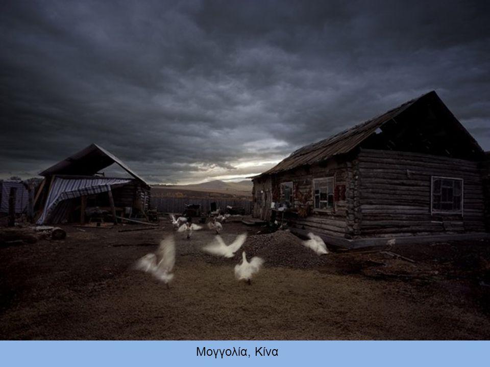 Μογγολία, Κίνα