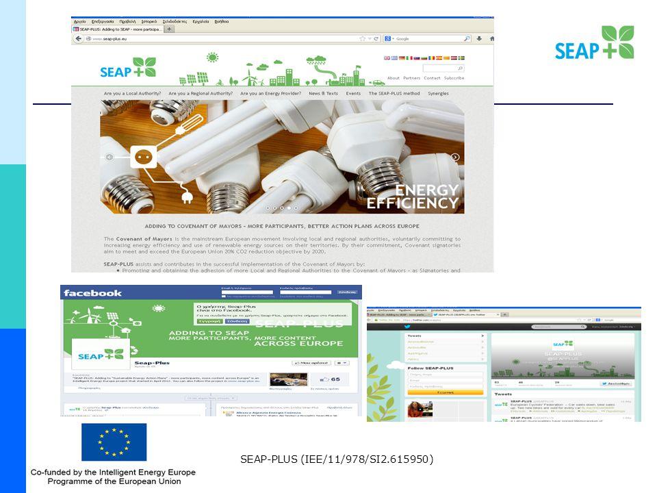 SEAP-PLUS (IEE/11/978/SI2.615950)