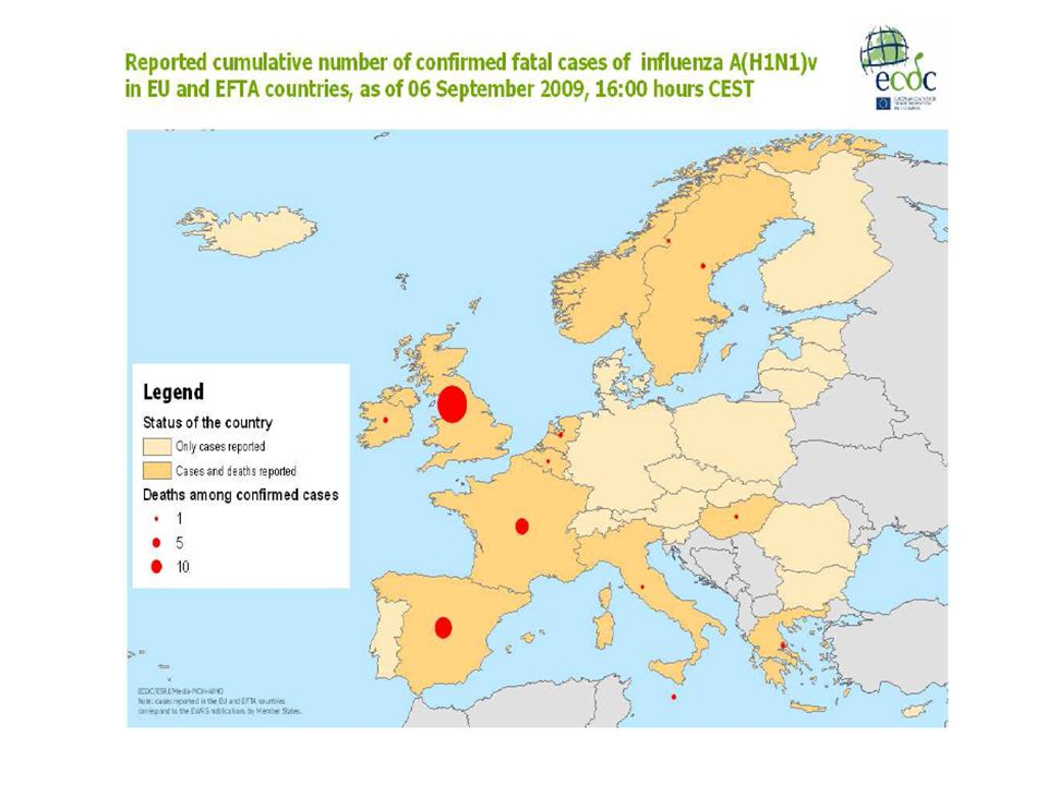 Rapid antigen tests Clinicians may consider using rapid influenza antigen tests as part of their evaluation of patients suspected of having pandemic H1N1 influenza A, but results should be interpreted with caution [70].