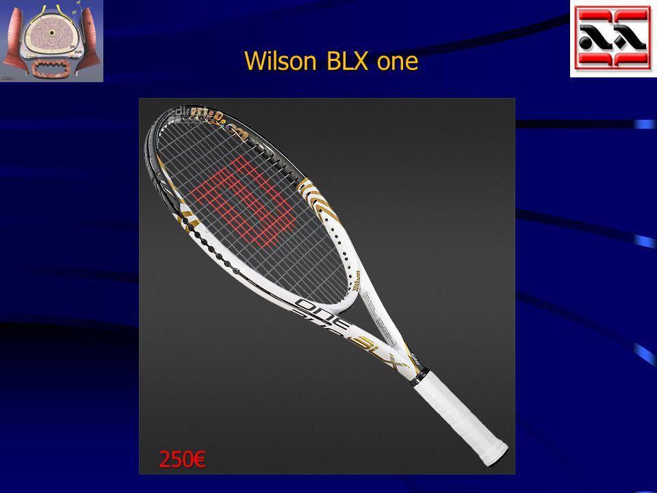 Wilson BLX one 250€