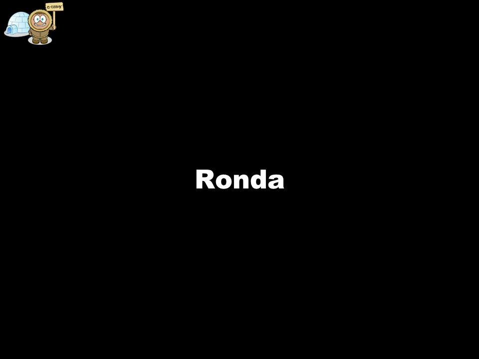 Καλώς ήλθατε στη Ronda, μια όμορφη πόλη στη νότια Ισπανία που χωρίζεται στα δύο από το φαράγγι El Tajo.