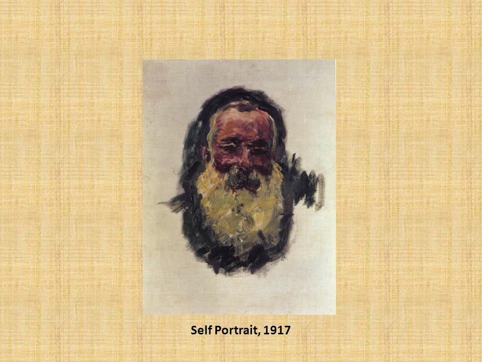 Self Portrait, 1917