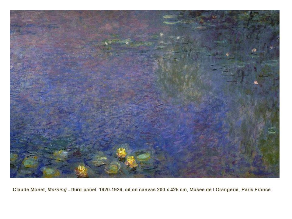 Claude Monet, Houses of Parliament, 1904, Oil on canvas, 81 x 92 cm., Musee d Orsay, Paris