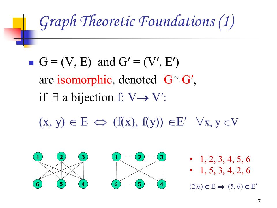 Rewrite an optimization problem as a decision problem 28 Graph Coloring Instance: A graph G Instance: G and k  Z + Question: What is the smallest number of colors needed for a proper coloring of G.