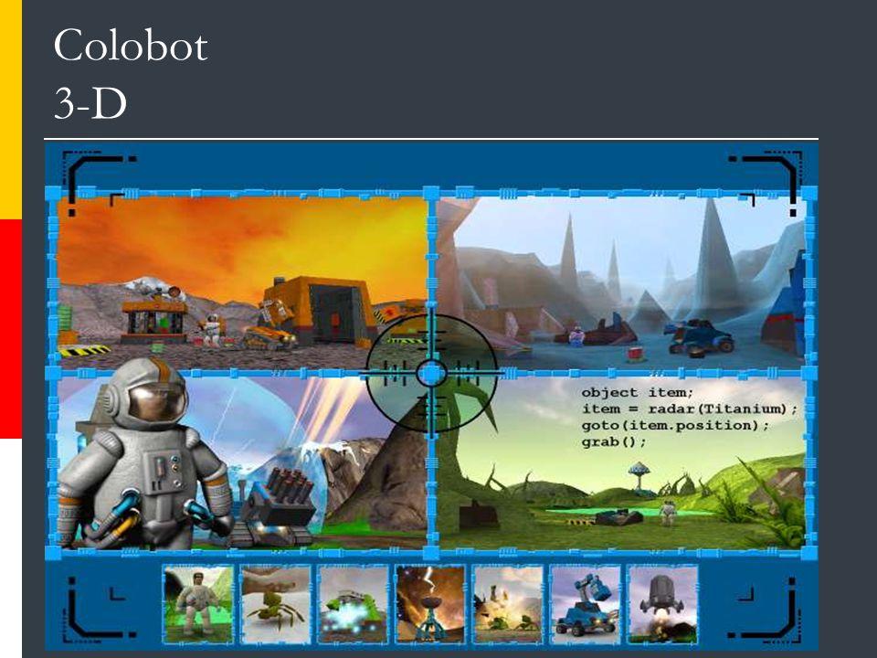 Colobot 3-D