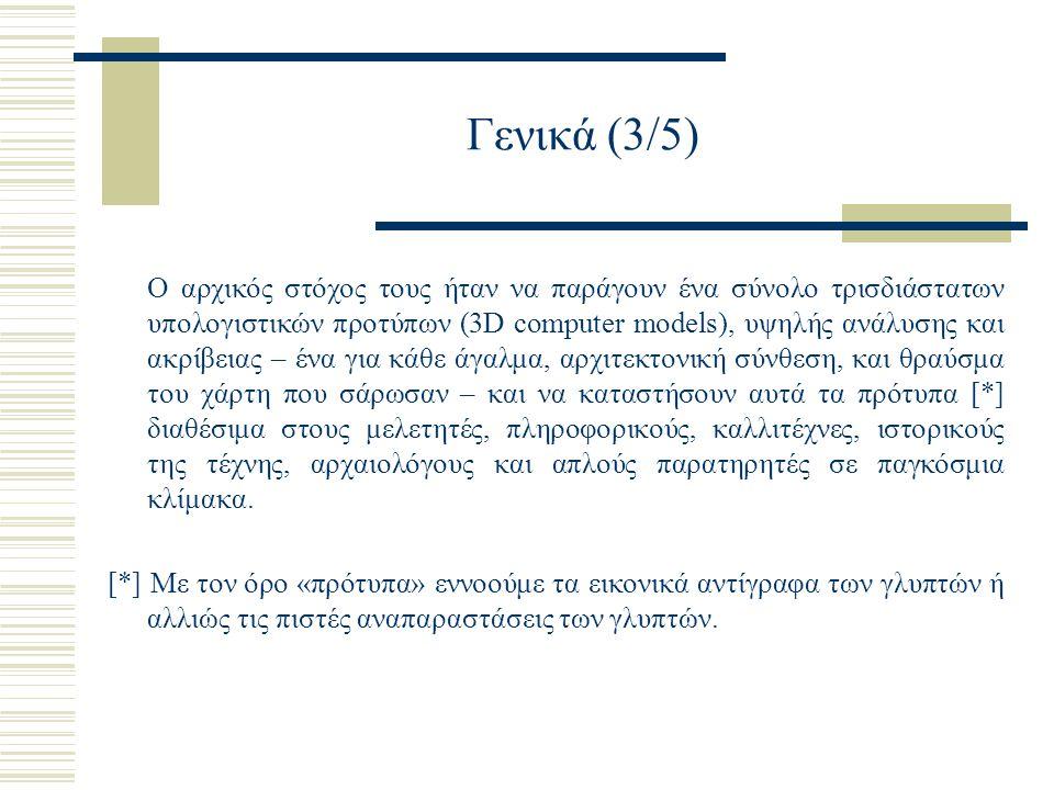 Το Forma Urbis Romae (3/3)