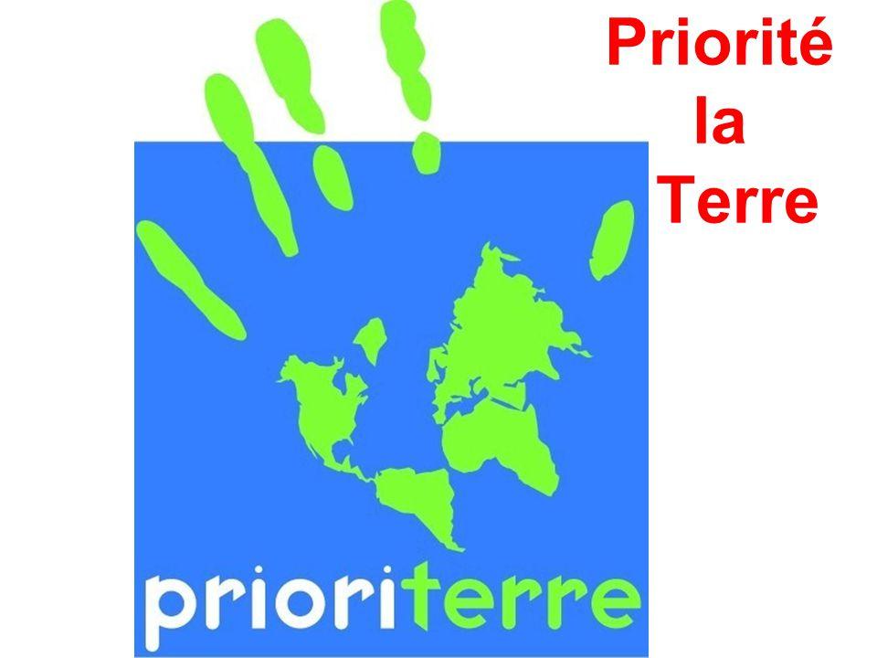 Priorité la Terre