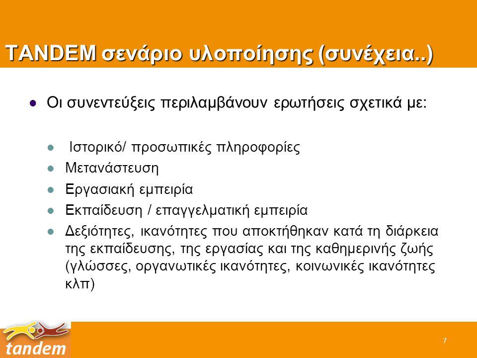 18 ΕΥΧΑΡΙΣΤΩ Κατερίνα Χριστοδουλοπούλου christod@westgate.gr Το έργο χρηματοδοτήθηκε με την υποστήριξη της Ευρωπαϊκής Επιτροπής.