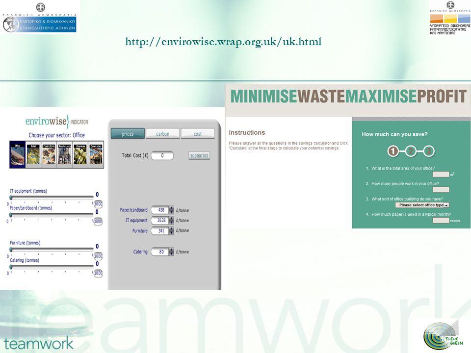 http://envirowise.wrap.org.uk/uk.html