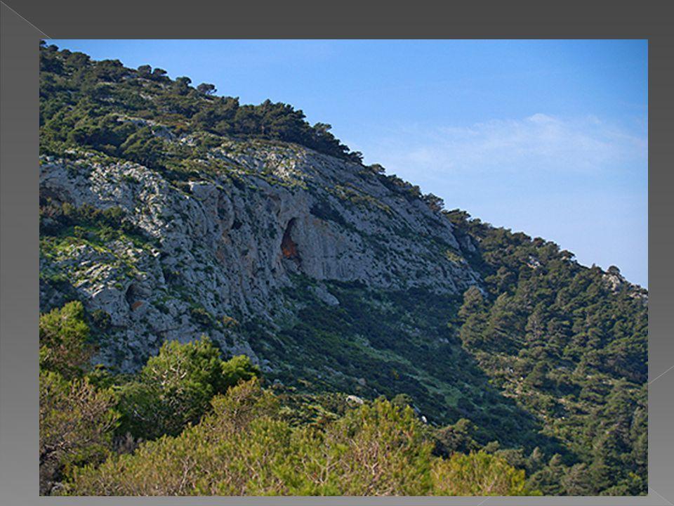  Κουτούκι Σπήλαιο : Βρίσκεται στην ανατολική πλευρά του Υμηττού.