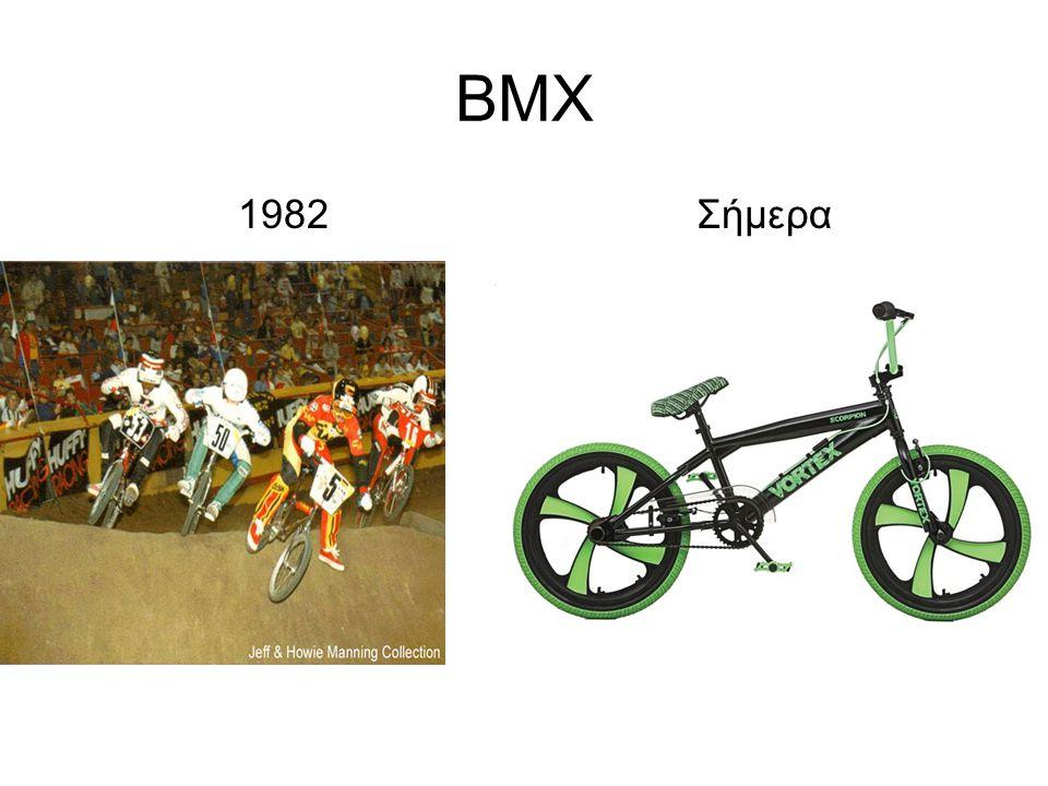 ΒΜΧ 1982Σήμερα